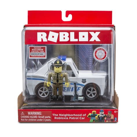 Roblox Patrulla Robloxia Patrol Car Neighborhood