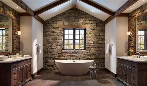 Rustic Bathroom Design Ideas by 25 Inspiring And Echanting Rustic Bathroom Decor Ideas