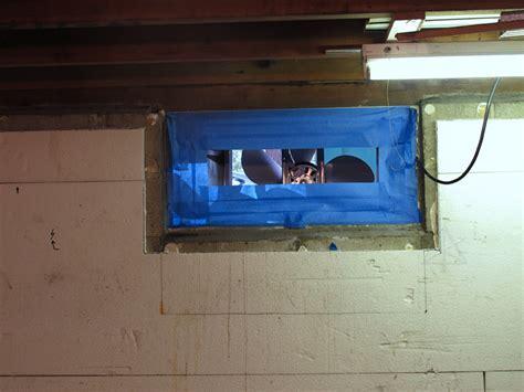 Basement window ventilation fans   Basement Gallery