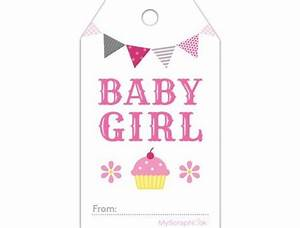 Free printable baby shower gift tags wblqualcom for Baby shower gift tags