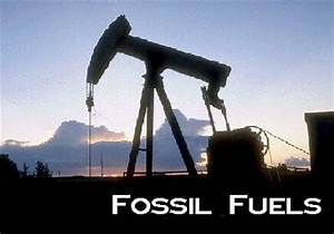 5th Grade at Decker Elementary - Fossil Fuels Research