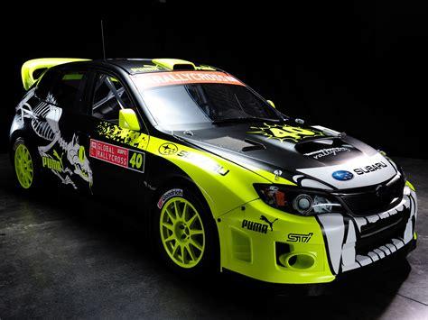 2012 Subaru Impreza Wrx Sti Rallycross Grb Race Racing