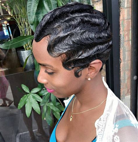 21 finger wave hairstyle ideas designs haircuts