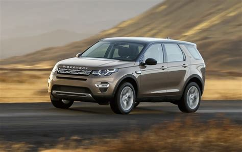 Land Rover Discovery Sport Image by Image 2016 Land Rover Discovery Sport Size 1024 X 643