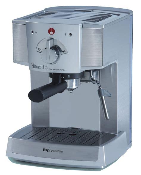 best espresso machine espressione caf 233 minuetto thermoblock espresso machine