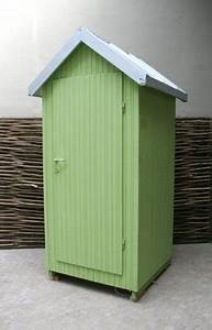 Toilette Im Garten : garten kabine mit eingebautem wc ~ Whattoseeinmadrid.com Haus und Dekorationen