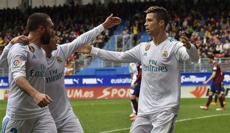 Real Madrid vs Girona 6-3 VER VIDEO y GOLES de Cristiano ...
