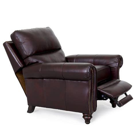 barcalounger leather recliner barcalounger dalton ii recliner chair leather recliner
