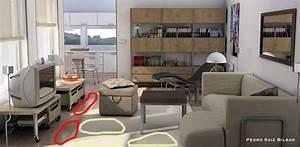 Ikea Meuble Salon : salon ikea ~ Teatrodelosmanantiales.com Idées de Décoration