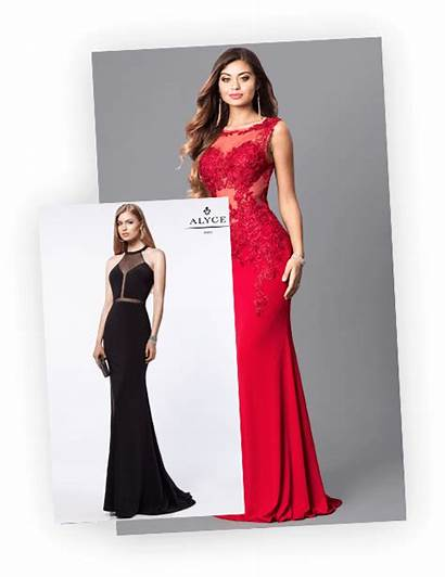 Styles Trends Illusion Prom Promgirl