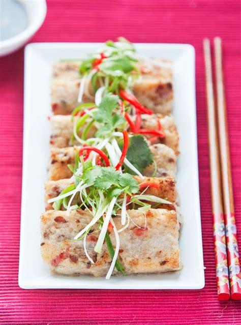 chinese  year special turnip cake recipe