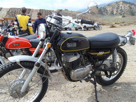 Yamaha 360 Enduro Classic