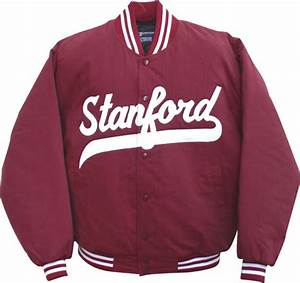 baseball windbreakers With stanford letter jacket
