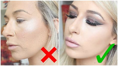 makeup mishap   avoid cakey  heavy  makeup dramaticmac youtube