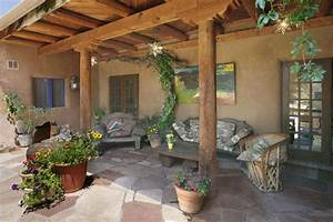 Santa Fe romantic bed and breakfast downtown