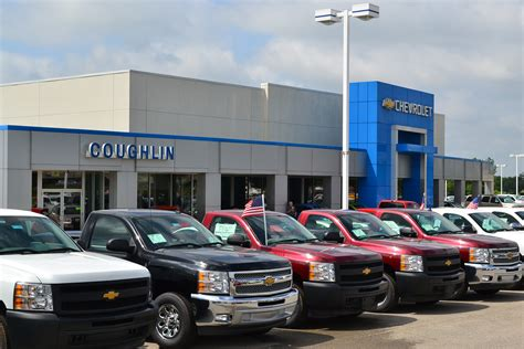 Lancaster, Oh Chevy Dealership At Coughlin Chevrolet Of