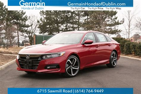 Under the hood is the type r engine producing. New 2019 Honda Accord Sport 2.0T 4D Sedan for Sale # ...
