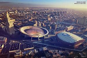 Architecture And Design Conferences 2018 Seven Unbuilt Stadiums Are Brought To Life In Renderings