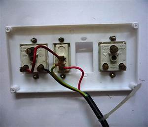 Distribution Board Connection Wiring Diagram