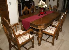 antique dining room sets vintage dining room table and chairs 12246