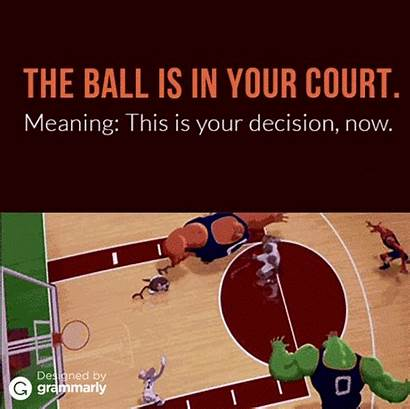 Idioms Basketball Ball Know Sports Lover Language