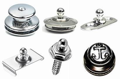 Fasteners Quick Release Marine Hardware Locking Brass