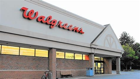 Downtown Naperville Walgreens, Two Hair Salons Can Sell