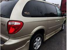 Sell used 2005 Dodge Grand Caravan SXT Handicap Wheelchair