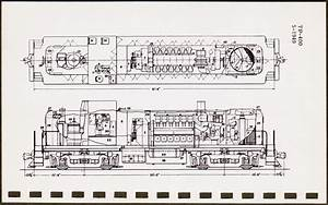 Rolly Martin Country  Alco  3 Locomotives  1949  And