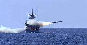 Pakistan test-fires Harba anti-ship cruise missile