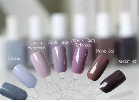 best winter nail colors 25 best ideas about essie colors on essie