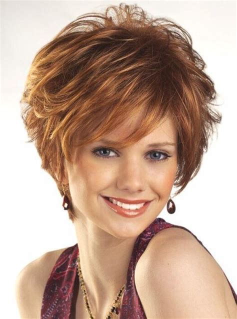 15 Best Collection of Medium Short Haircuts For Women Over 50