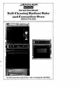 Jenn Air Microwave Oven Combo Manual  U2013 Bestmicrowave