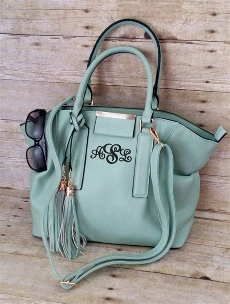 monogrammed purses ideas  pinterest monogram