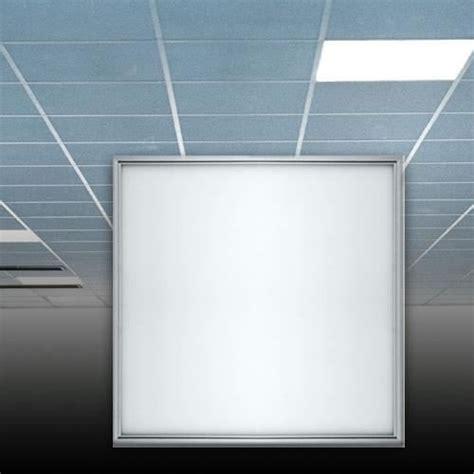 dalle led pour faux plafond 600x600 mm arlux