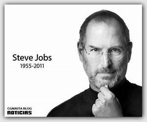 Fallece Steve Jobs creador de Apple CGnauta blog