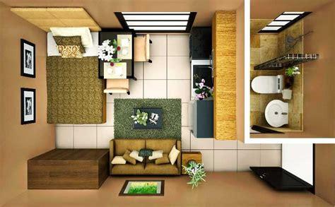 smart studio apartment floor plans