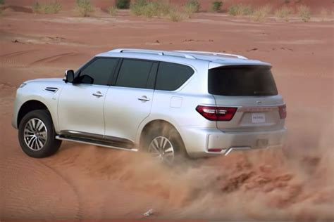 Best results sort best results price ascending price descending latest offers first mileage ascending mileage descending power ascending power descending first registration ascending first registration descending by distance. 2020 Nissan Patrol Commercial Hits The Internet - Must Watch