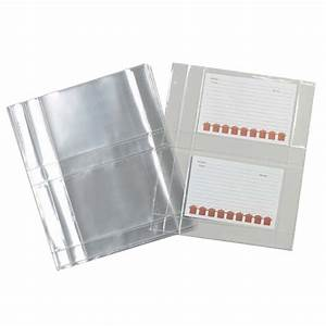 recipe card sheet protectors in recipe organizers With document protectors