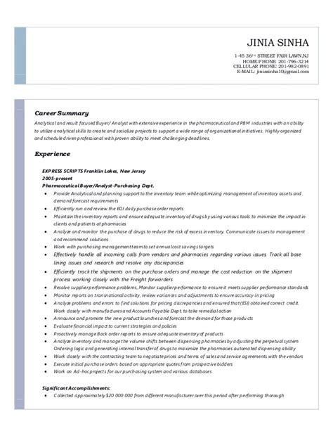 Best Retail Buyer Resumes by Assistant Buyer Resume The Best Letter Sle