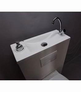 Lave Main Retro : wc lave mains int gr ~ Edinachiropracticcenter.com Idées de Décoration