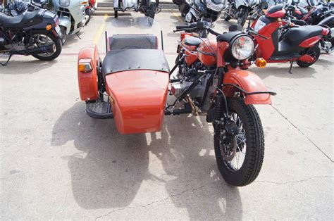 Ural Ct Modification by 2015 Ural Ct Motorcycle From Plano Tx Today Sale 12 999