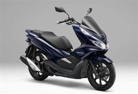 Honda Pcx Electric Image by Honda Pcx Scooter Goes Hybrid And Electric