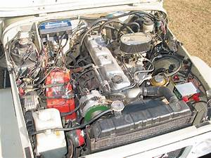 Wallpaper Zh  Land Cruiser Engine