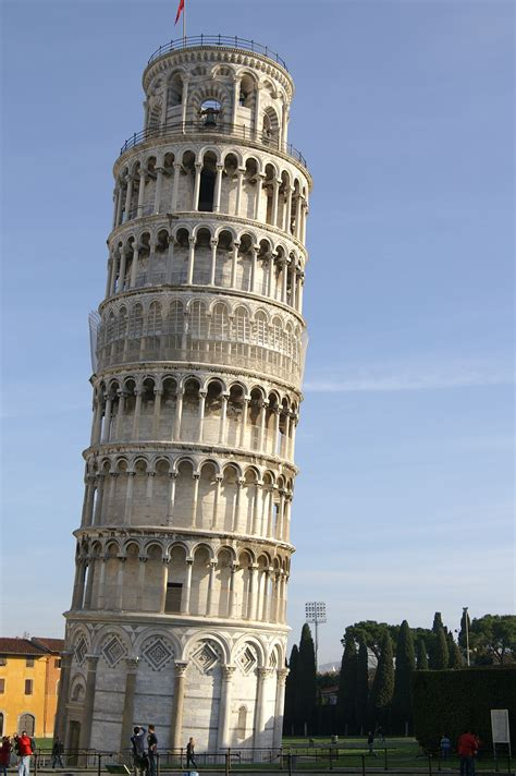 travel guide leaning tower of pisa italy