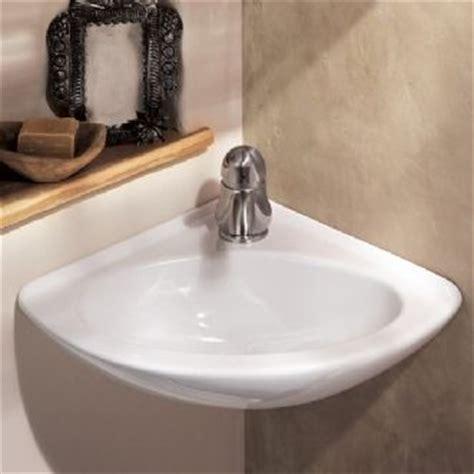 Small Corner Powder Room Sink  Halfbath Ideas
