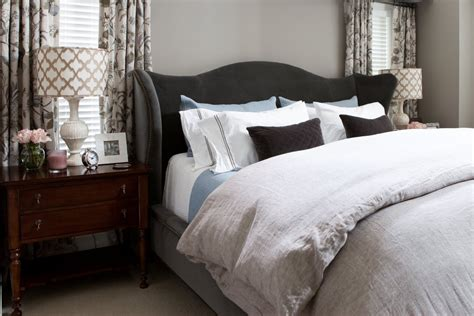 contemporary luxury bedding bedroom rustic  bedside