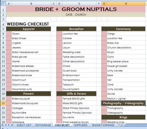 ws  wedding planner