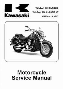 Kawasaki Vulcan 900 Classic  Lt  Vn 900 Service Manual Pdf