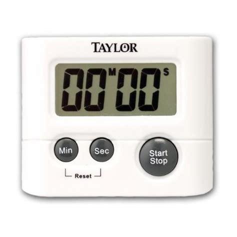 timer cuisine precision products digital kitchen timer ebay